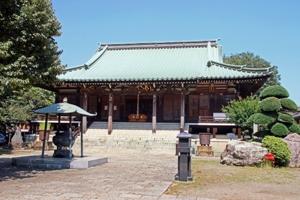 長命寺(練馬区)